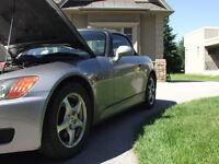 2001 Honda S2000 Convertible