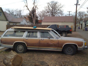 Wanted pre 95 station wagon
