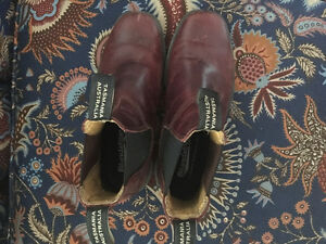 Boots Blunstone Red Sequoia