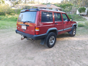 Jeep Cherokee sport rego and rwc
