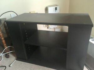 Sturdy, multi-shelf HDTV Stand
