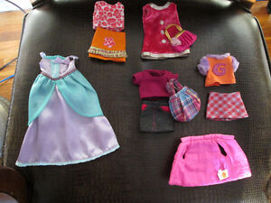 Groovy Girl Clothing (11 Pieces)