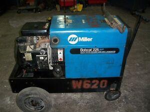 Miller Bobcat 225 Plus