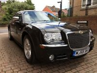 Chrysler 300c 3.0 V6 CRD C LUX (black) 2008