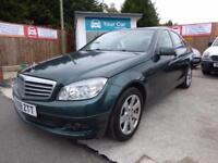 Mercedes-Benz C220 2.1TD AUTO CDI SE Green Diesel