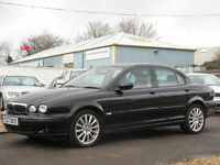 2007/57 JAGUAR X-TYPE 2.0D S SALOON - 60+ MPG - EXCELLENT VALUE