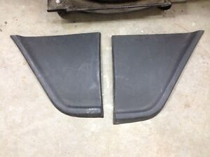 55-57 Front Fender Patch Panels Chev/GMC