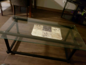 New Brand Glass table