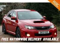 2012 Subaru WRX STI 2.5 WRX STi Type UK 4dr SALOON Petrol Manual