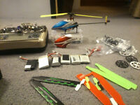 helicopter .. power star1 3D flying heli/ can do trade