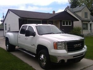2008 GMC 3500 HD SLT Dually 4x4