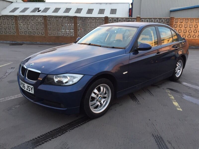 2006 BMW 318i ES SALOON PETROL MANUAL # 2 OWNERS # FSH - JUST SERVICED # HPI CLEAR