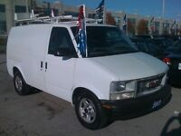 2003 GMC SAFARI CARGO VAN IN MINT CONDITION, NO RUST!!!