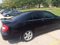 Toyota Camry 2003 Special Edition