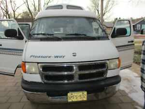 1998 Dodge Pleasure Way Van