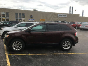 2009 Ford Edge SEL SUV, Crossover