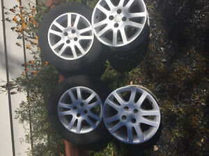 Excelkent shape Honda SI Rims ! Must see