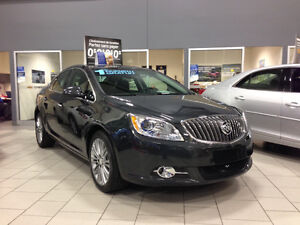 2015 Buick Verano Groupe cuir Berline