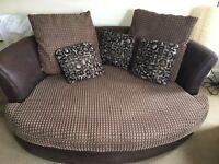 Urgent sofa