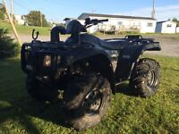 2005 Arctic Cat 400 FIS Only 3600 km's