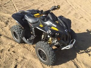 2008 Can-Am Renegade 800X, low miles