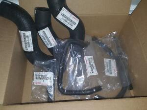 Toyota Land Cruiser 1FZ-FE original coolant hose kits