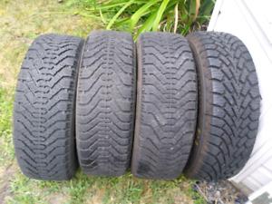 Pneu d hiver, winter tire Nordic 185/65 R14
