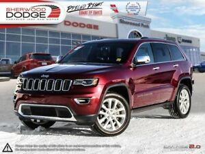 2017 Jeep Grand Cherokee Limited  LEATHER | REAR CAM | HEATED SE
