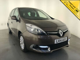2014 RENAULT GRAND SCENIC DYNAMIC DCI AUTO 7 SEATS 1 OWNER SERVICE HISTORY
