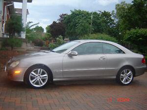 2006 Mercedes-Benz CLK-Class 350 Coupe (2 door)