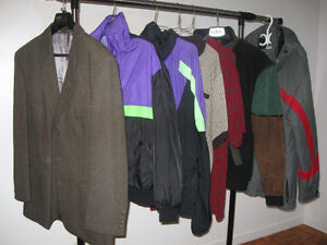 Lot de vêtements homme