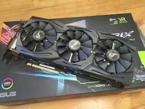 Asus ROG STRIX GTX1070 OC 8GB Graphics card