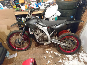 Giovanni 250 Liquid cooled Dirtbike for sale