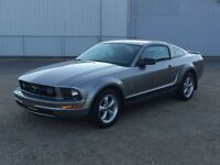 2008 Mustang Pony Package