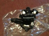 Shimano clip in pedals