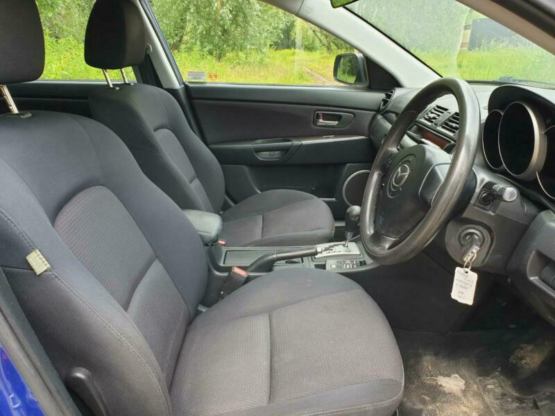 2008 MAZDA MAZDA 3 1 6L AUTOMATIC PETROL 5 DOOR HATCHABCK 5 SEATS | in East  London, London | Gumtree