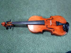 Carlo Bergonzi Anno 17 Violin