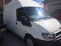SOLD!!! BIG LWB HIGH TOP RWD FORD TRANSIT ONLY £2895