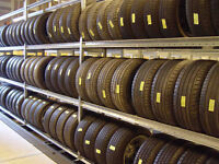 EXPERT TIRES UESD WINTER AND ALL SEASON TIRS