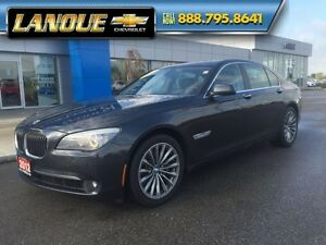 2012 BMW 7 Series 750i   - $346.79 B/W Windsor Region Ontario image 2