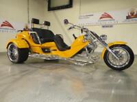 Rewaco RF1-ST3 Sports Tourer 3 Seater Trike 2013
