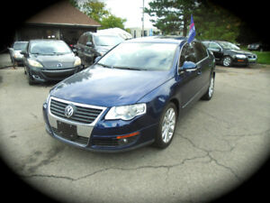 2008 Volkswagen Passat 2.0T Trendline, LEATHER & NAVI,  SOLD