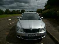 **SERVICE HISTOR** FULL YEARS MOT & SERVICE ON DELIVERY** GREAT DRIVING SKODA***