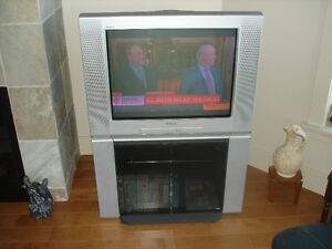 sony 27 inch tv with stand