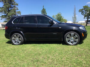 BMW X5 WITH M PACKAGE