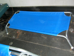 Used Cots- Dog Beds