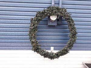 Couronne de Noel 40pouces de Diamètre