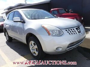 2008 NISSAN ROGUE S 4D UTILITY FWD S