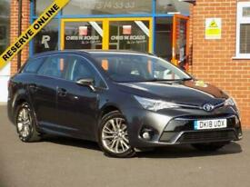image for 2018 18 TOYOTA AVENSIS 1.6 D-4D BUSINESS EDITION 5DR 110 BHP DIESEL