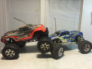 Gas Powered RC Trucks